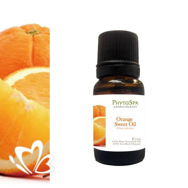 有機甜橙香薰精油 10ml