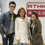 香港電台 姿姿整整 人物專訪