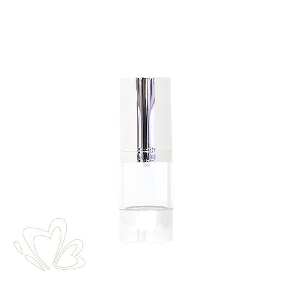15ml 真空乳液瓶(闊身款)