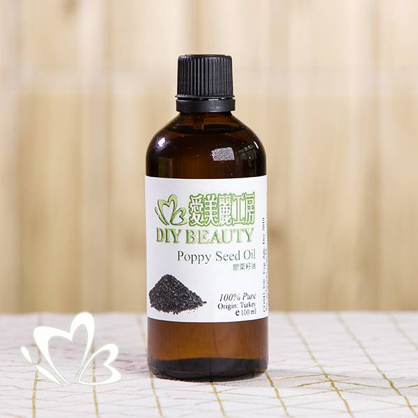 罌粟籽油 100ml