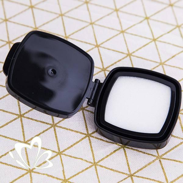 氣墊粉盒替芯(黑色方形) 13g