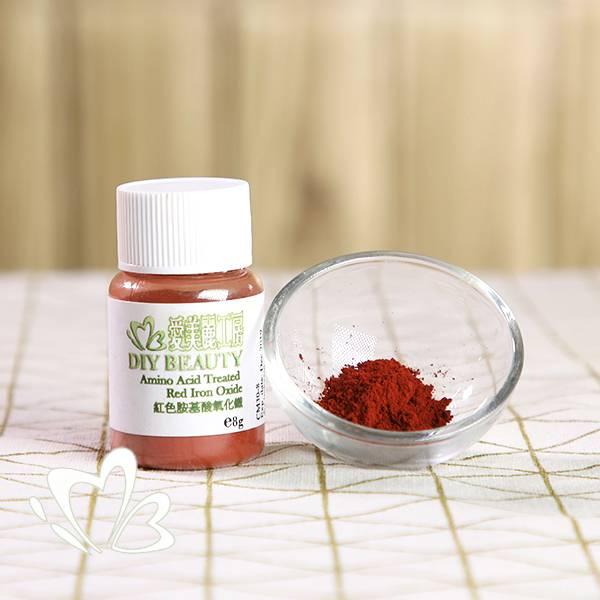 紅色胺基酸氧化鐵 8g