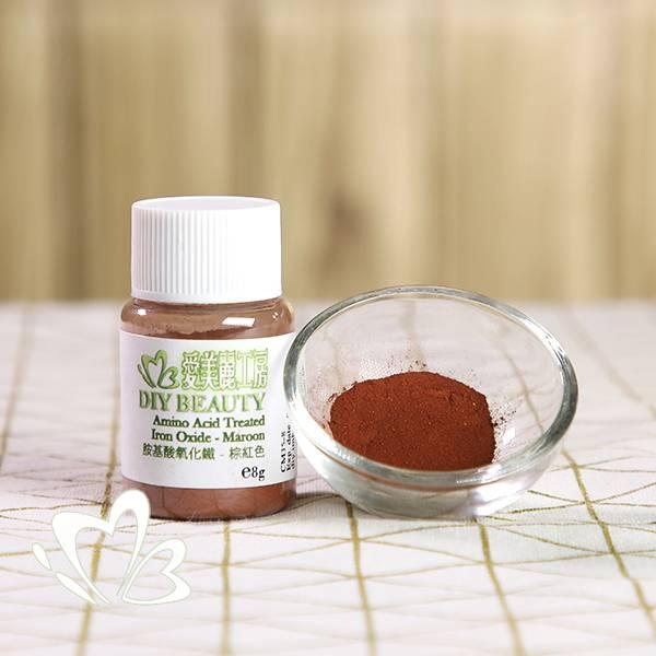 胺基酸氧化鐵 - 棕紅色 8g