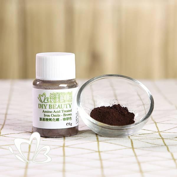 胺基酸氧化鐵 - 咖啡色 8g