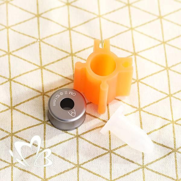 眉蠟筆製作工具套裝