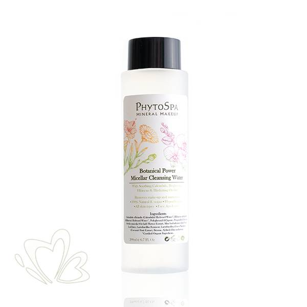 Botanical Power Micellar Cleansing Water
