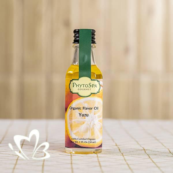 有機食用香油 - 柚子味 30ml