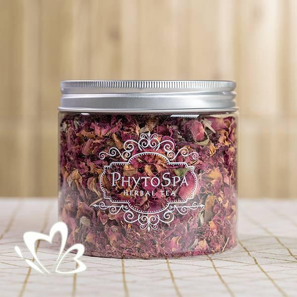 有機紅玫瑰花瓣花茶 40g