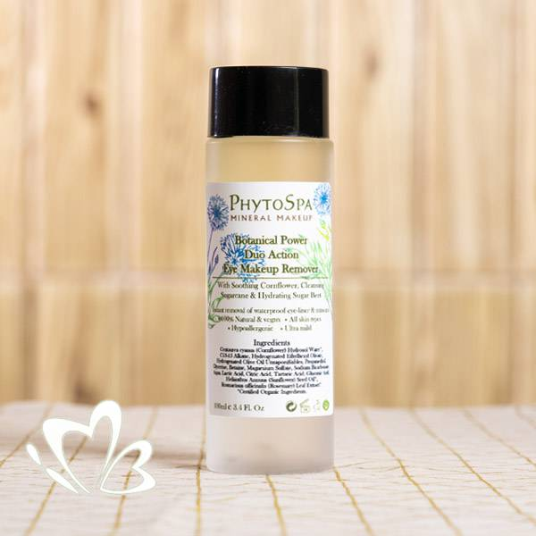 Botanical Power Duo Action Eye Makeup Remover