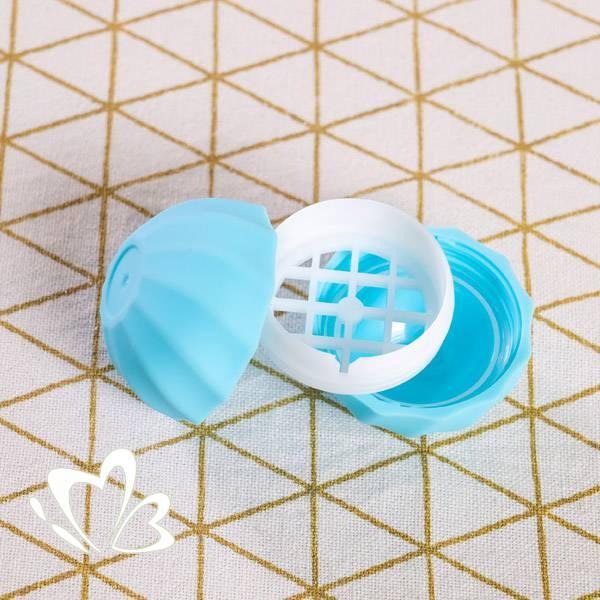 球形唇膏管 - 藍色 8g