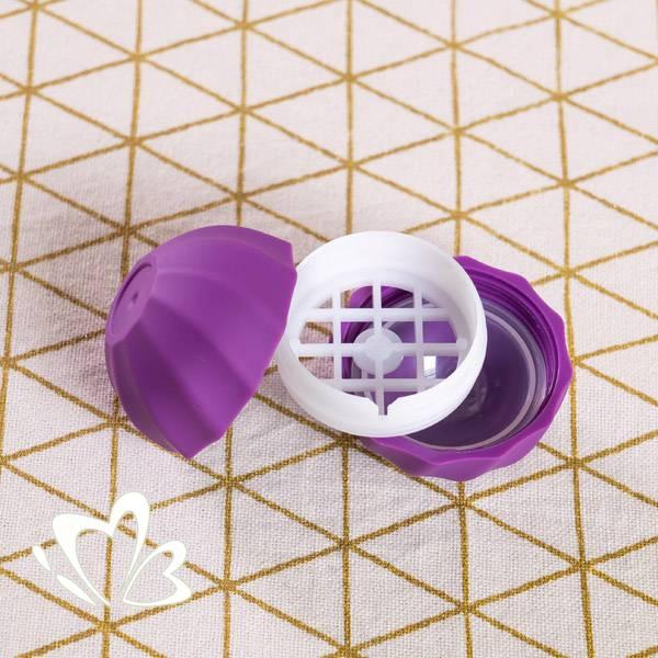 球形唇膏管 - 紫色 8g