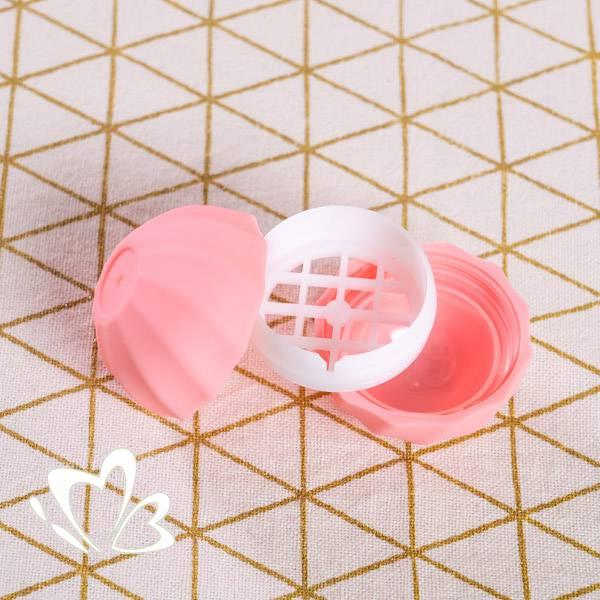 球形唇膏管 - 粉紅色 8g