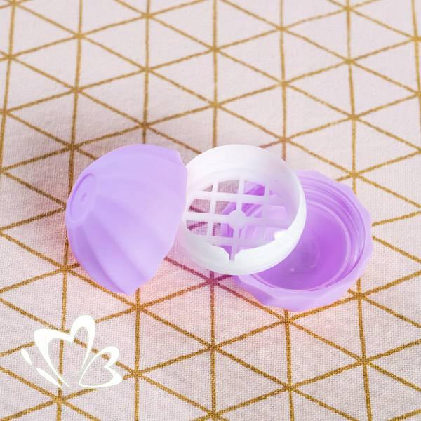 球形唇膏管 - 粉紫色 8g