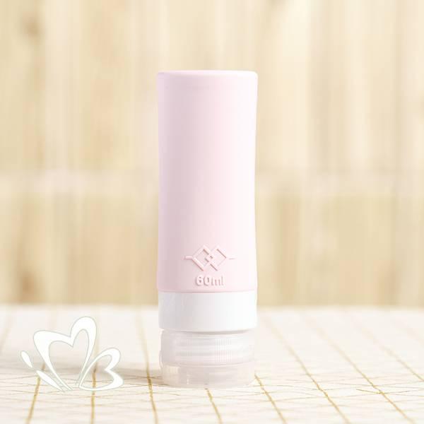 矽膠軟管 - 粉紅(60ml)