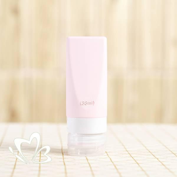 矽膠軟管 - 粉紅(38ml)