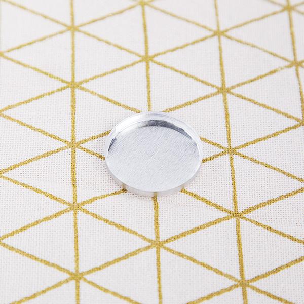 25.8mm圓形鋁盤
